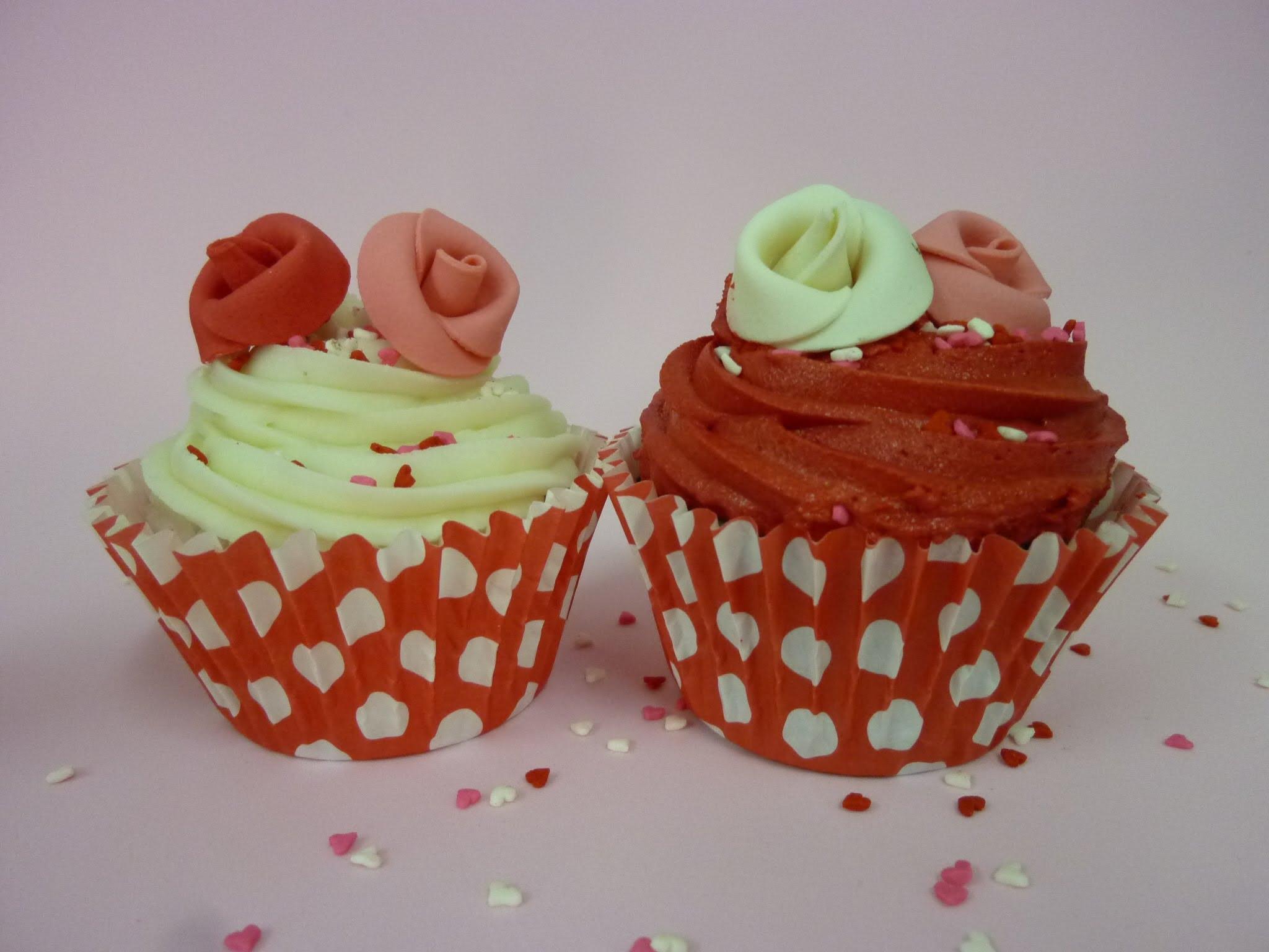 La moda en los cupcakes