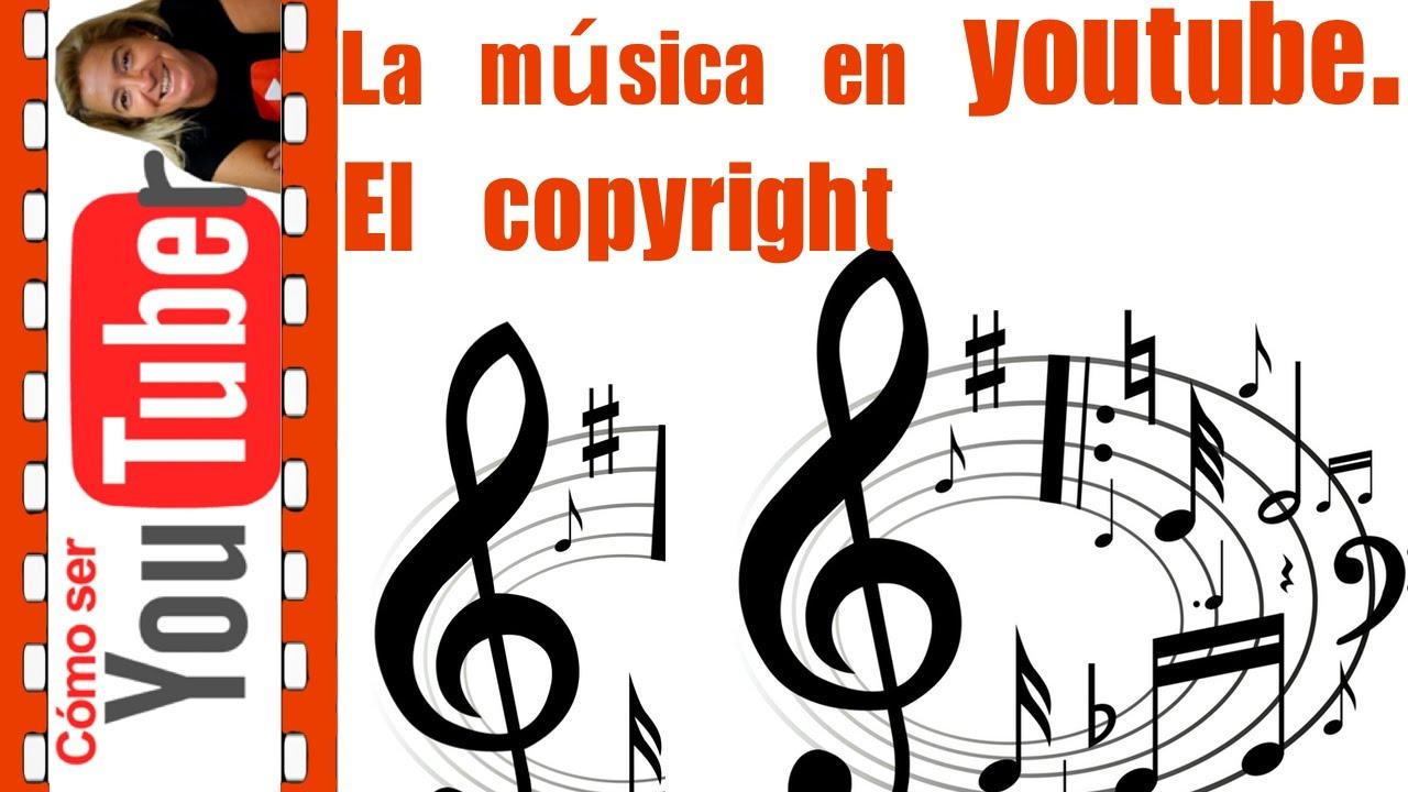 La música en los vídeos de youtube