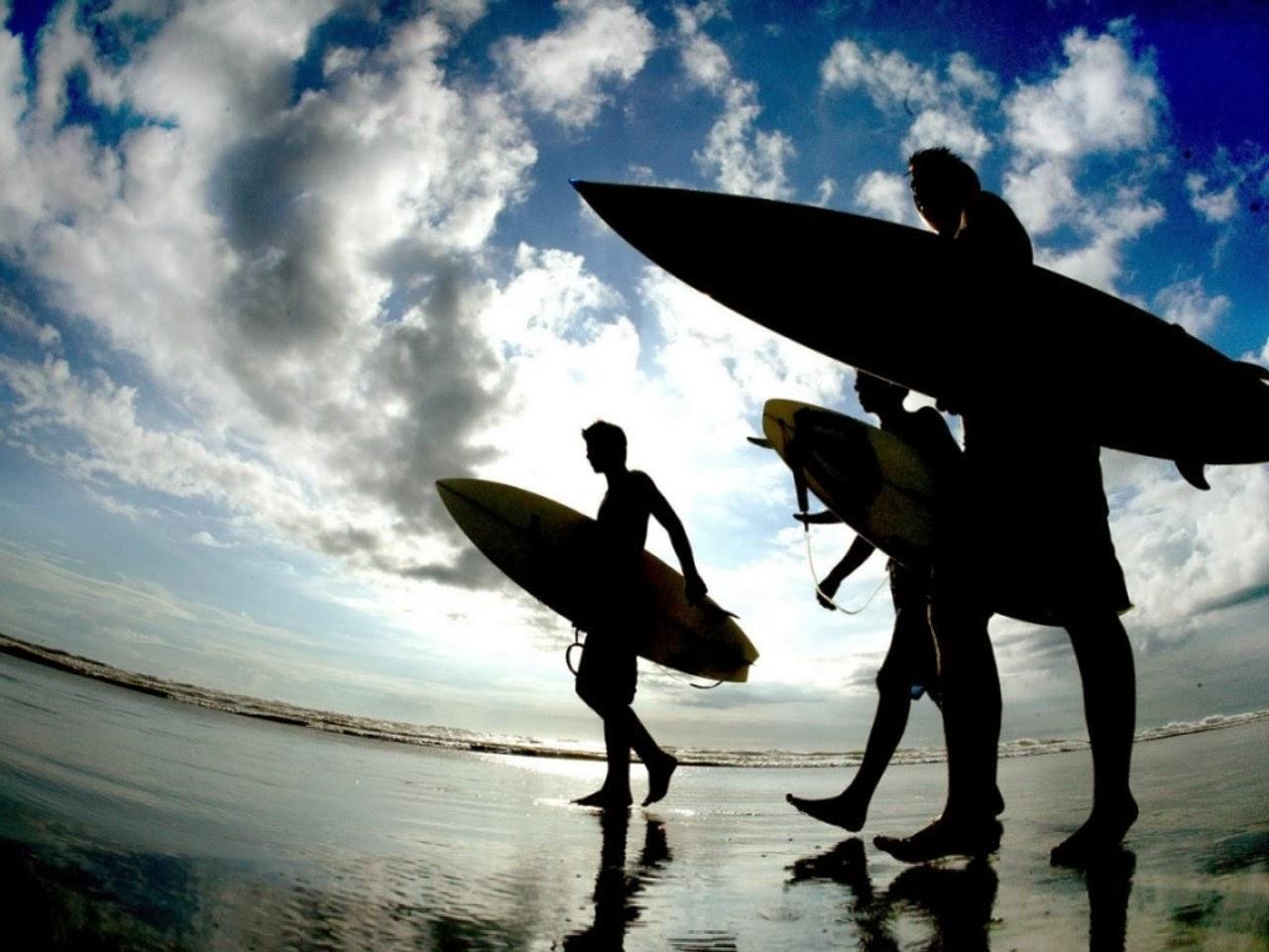 No puedes parar las olas pero puedes aprender a surfear. #ideas2helpu