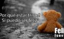 No busques un motivo para ser feliz #ideas2helpu