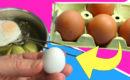 Cómo hacer huevos para cocina en miniatura