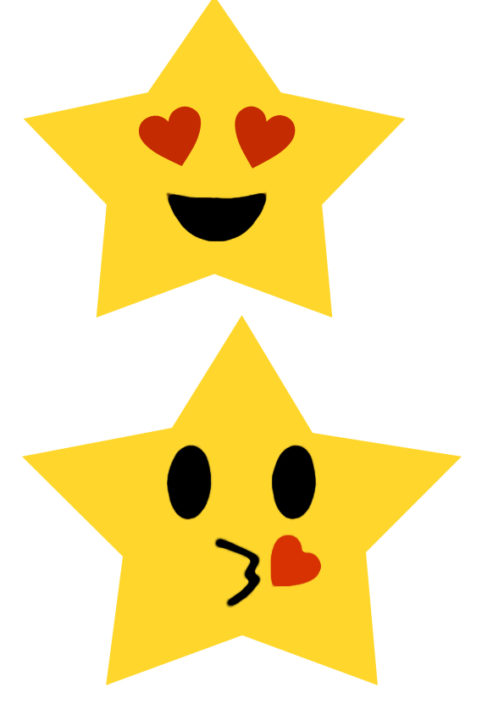 emojis estrellas