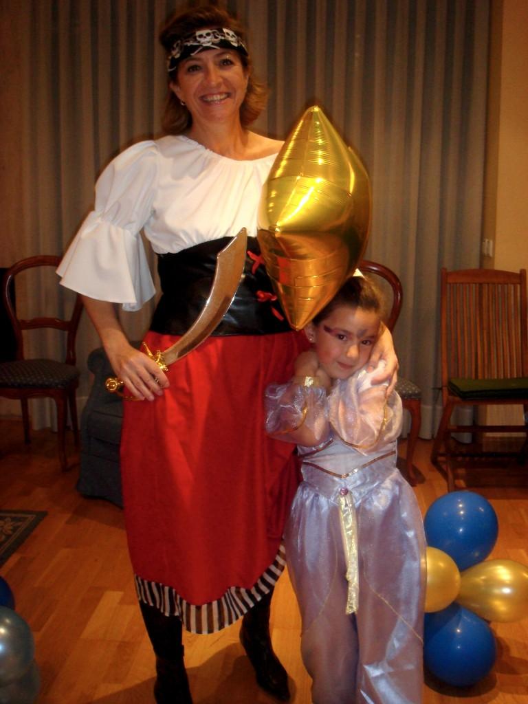 Disfraz halloween o carnaval