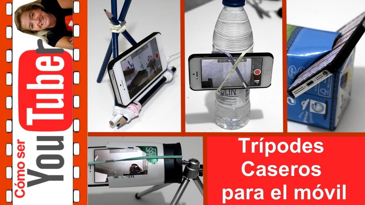 El móvil para hacer selfies o vídeos mejor con trípode