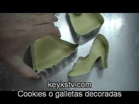 Receta de galletas o cookies