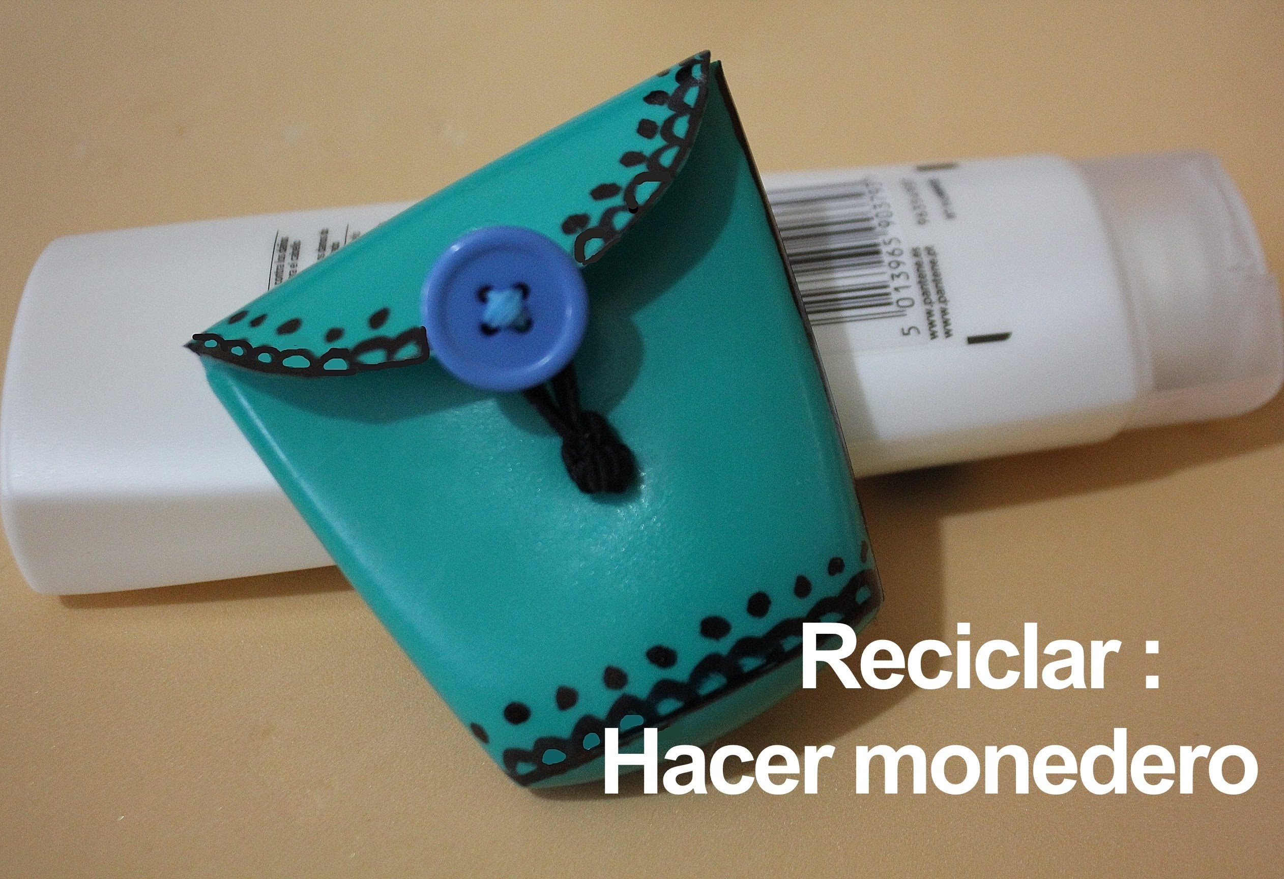 Reciclar plástico: 4 ideas, anímate¡
