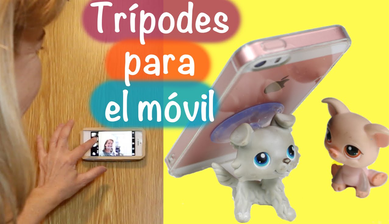 [:es]Soportes DIY para el móvil[:en]Mobile DIY stands[:]