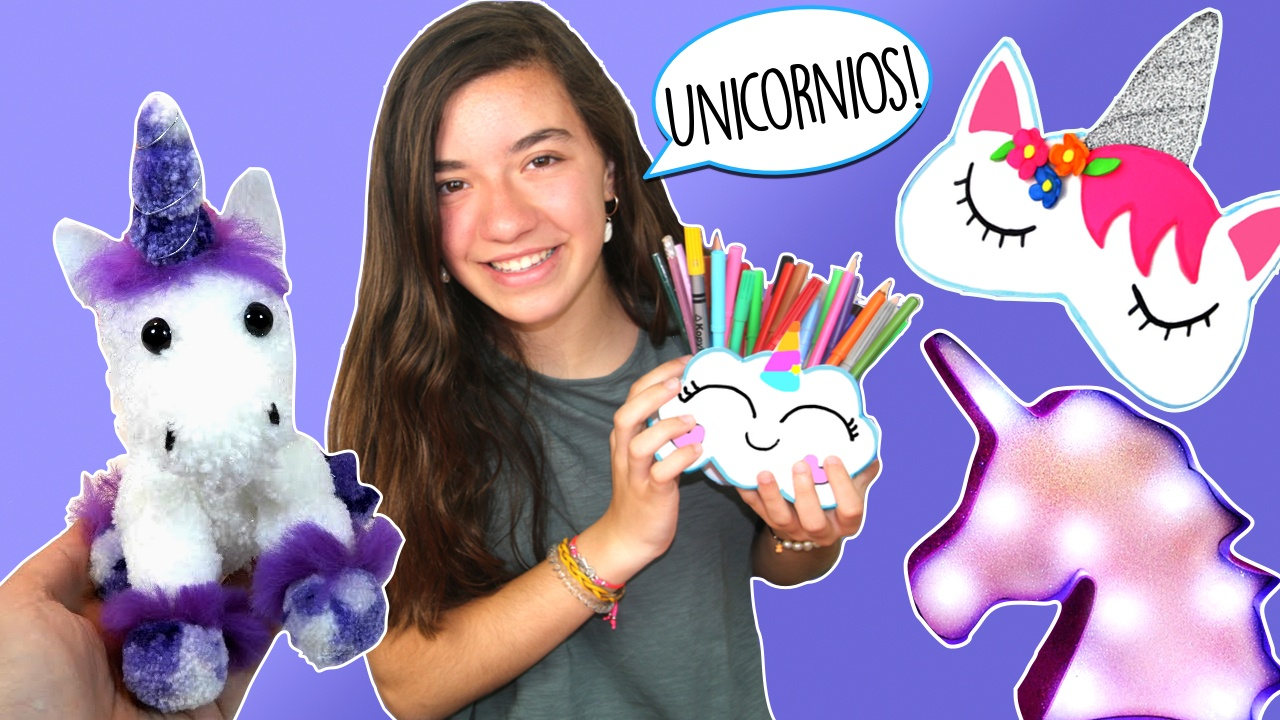 manualidades con unicornios