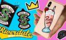 Manualidades de series de TV: 3 Manualidades de Riverdale